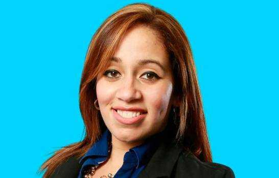 La dominicana Oshin Castillo, designada directora de administración de Servicios Sociales en el condado Passaic en Nueva Jersey. (FUENTE EXTERNA)